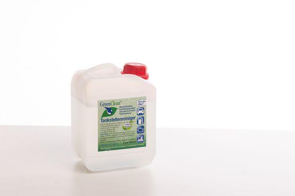 Tankstellen-Reiniger mit Tiefenwirkung