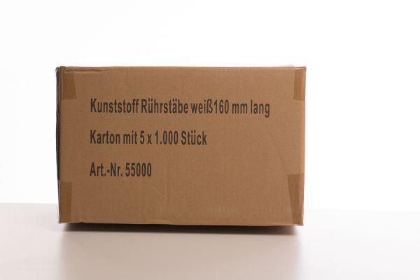 55000_Rührstäbchen 16cm Kunststoff_5000 Stück
