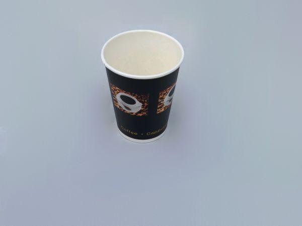 Coffee to Go Becher einwandig 300 ml (12oz), 2000 Becher