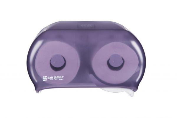 R3600TBK_Mini Jumbo Toilettenpapierspender n_Doppelrollenspender Mini Jumbo