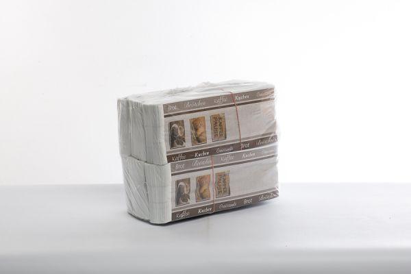 419_Bäckerbeutel für ca. 3 Brötchen 11 + 6 x 28cm, 1000 Stück