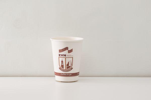 """Coffee to Go Becher """"Hafen Hamburg Kaffee"""", 300 ml (12oz)"""