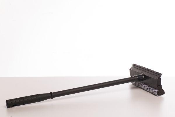 502010_Autoscheiben-Abzieher_Kunststoff schwarz_50cm lang mit Doppellippe_10 Stück VE