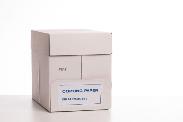 Kopierpapier DIN A4 80 gr., 2500 Blatt
