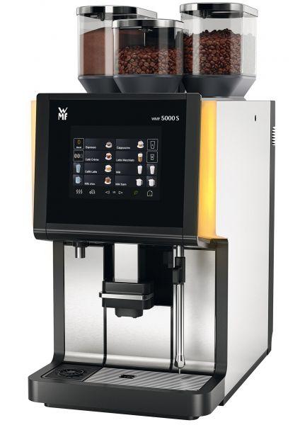 wmf 5000 s kaffeevollautomat kaffeemaschine gastronomie zvn hygiene kaffee gmbh. Black Bedroom Furniture Sets. Home Design Ideas