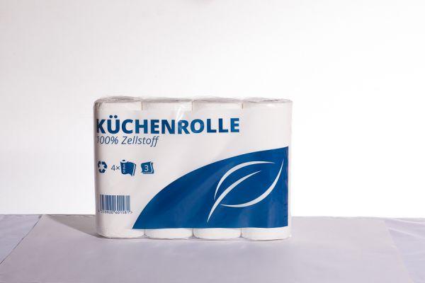 404986_Küchenrollen 3-lagig 50 Blatt hochweiß_32 Rollen