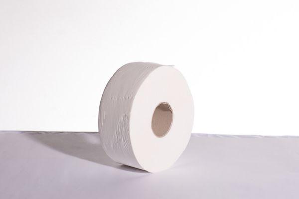 401850_Toilettenpapier Mini Jumbo_2-lagig_557 Blatt_stehend
