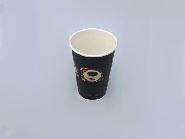 Coffee to Go Becher einwandig 275 ml (10oz)