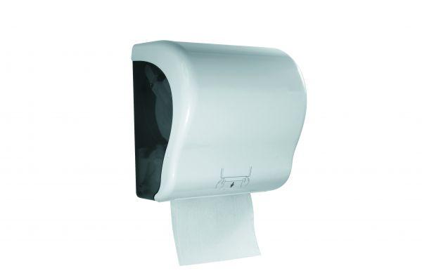 Rico_Auto-Cut Handtuchrollenspender_Handtuchrollen Außenabrollung